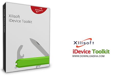 iDevice Toolkit مجموعه ابزارهای کار با فایل های مالتی مدیا Xilisoft iDevice Toolkit 7.7.3.20140401