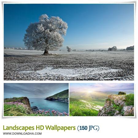 landscapes hd wallpapers مجموعه 150 والپیپر با کیفیت از طبیعت Landscapes HD Wallpapers
