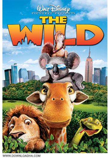 the wild 2006 دانلود دوبله فارسی انیمیشن دنیای وحش The Wild 2006