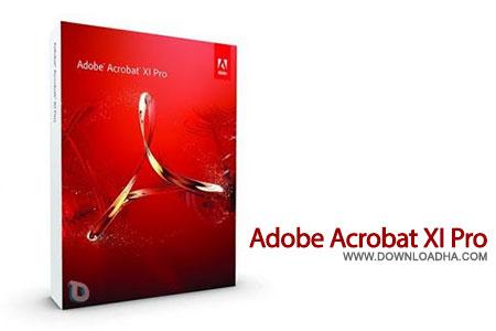 adobe acrobat xi pro mac مدیریت فایلهای PDF با Adobe Acrobat XI Pro 11.0.3   مک