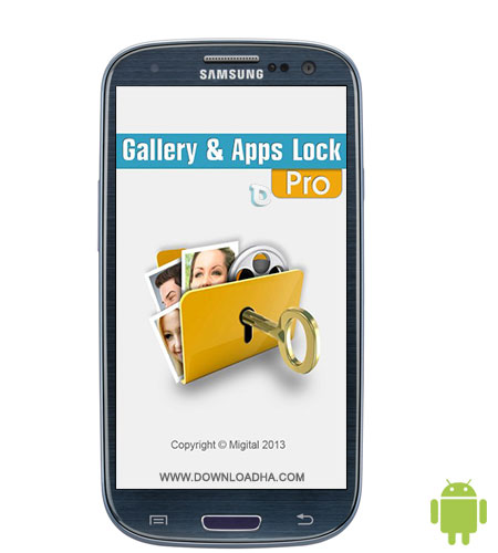 apps lock pro android مخفی کردن اطلاعات مهم شما با Apps Lock and Gallery Hider Pro 1.13   اندروید