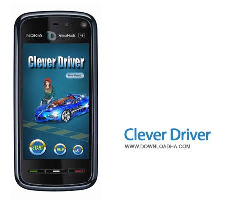 clever driver symbians60v5 بازی رانندگی Clever Driver 2.32   سیمبیان S60v5 S^3 Anna Belle