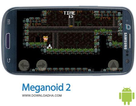 meganoid2 android بازی جذاب Meganoid 2   اندروید