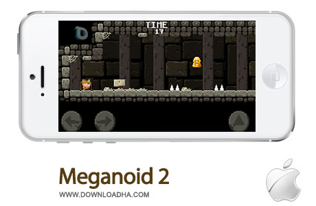 meganoid2 بازی جذاب Meganoid 2 – آیفون و آیپد