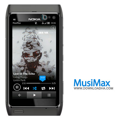 musimax symbian موزیک پلیر MusiMax 1.0   سیمبیان^3 Anna Belle