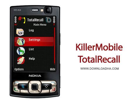 total recall symbian ضبط مکالمه با KillerMobile TotalRecall 5.6   سیمبین S60v3 S60v5 S^3 Anna Belle