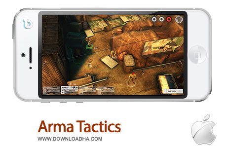 arma tactics بازی Arma Tactics 1.2306   آیفون و آیپد