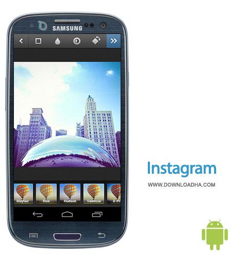 instagram android به اشتراک گذاری عکسها با Instagram 4.1.2   اندروید