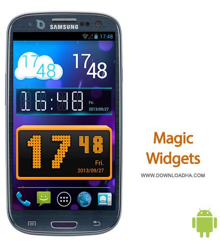 magic widgets android ساخت ویجتها با Magic Widgets 1.04   اندروید
