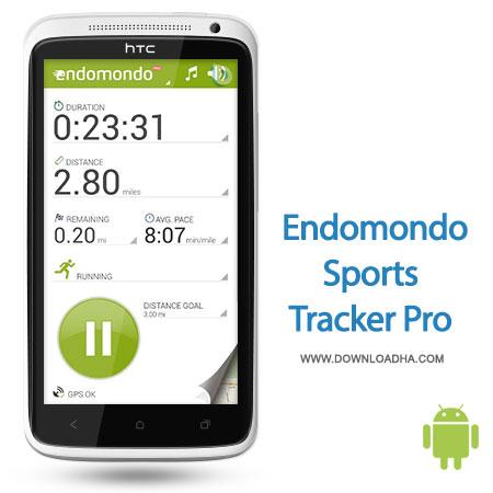 endomondo android بررسی وضعیت ورزشی شما با Endomondo Sports Tracker PRO 9.1.2   اندروید