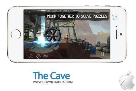 the cave بازی زیبا و ماجرایی The Cave 1.0   آیفون و آیپد