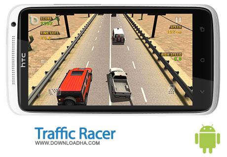 دانلود بازی جذاب و سرگرم کننده Traffic Racer 1.6.5 – اندروید