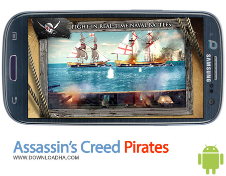 assassins creed pirates android بازی زیبای Assassins Creed Pirates 1.0.2   اندروید