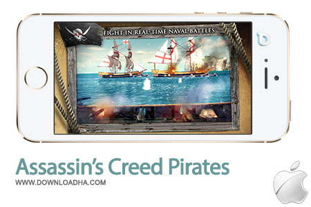assassins creed pirates بازی زیبای Assassins Creed Pirates 1.0.2   آیفون و آیپد