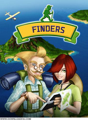 Finders Cover دانلود بازی مدیریتی Finders برای PC