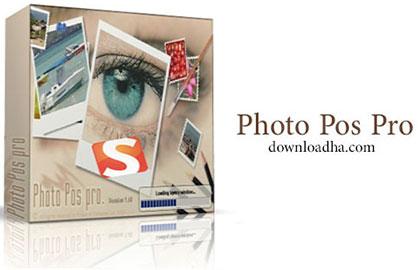 photo pos pro 2 دانلود نرم افزار ویرایش تصویر 1.90.6 Photo Pos Pro