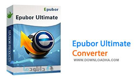 Epubor%20Ultimate%20Converter دانلود نرم افزار مبدل کتاب های EPUB و pdf و ... 3.0.6.5 Epubor Ultimate Converter