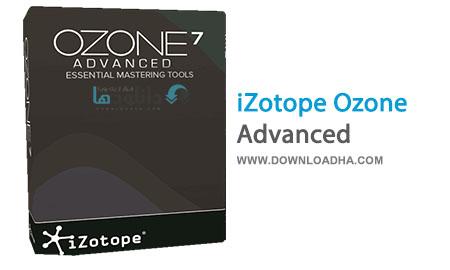 izotope%20ozone دانلود نرم افزار میکس و مسترینگ حرفه ای صدا iZotope Ozone Advanced 7