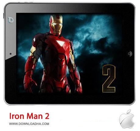 Iron%20Man%202 بازی اکشن Iron Man 2 v 1.0.5  مخصوص آیفون ، آیپد و آیپاد
