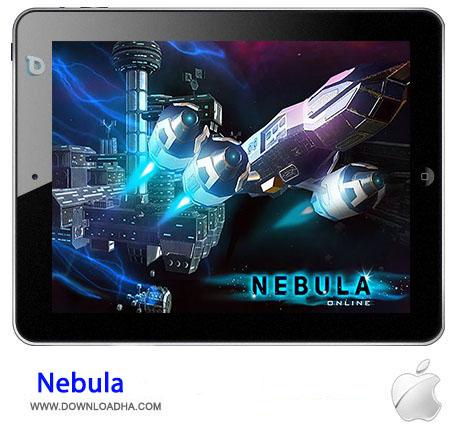 nebula بازی آنلاین سحابی 1.2 Nebula مخصوص آیفون ، آیپد و آیپاد