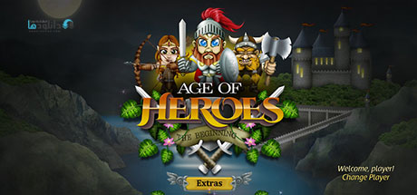 Age of Heroes The Beginning pc cover دانلود بازی Age of Heroes The Beginning برای PC
