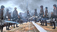 Attack on Titan Wings of Freedom screenshots 03 small دانلود بازی Attack on Titan Wings of Freedom برای PC
