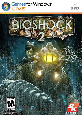 BioShock 2 Remastered pc cover دانلود بازی BioShock 2 Remastered برای PC