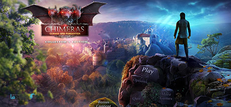 Chimeras Cursed and Forgotten Collectors Edition pc cover دانلود بازی Chimeras Cursed and Forgotten Collectors Edition برای PC