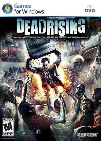 Dead.Rising pc cover دانلود بازی Dead Rising برای PC