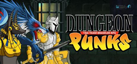 Dungeon Punks pc cover دانلود بازی Dungeon Punks برای PC