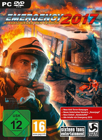 Emergency 2017 pc cover دانلود بازی Emergency 2017 برای PC