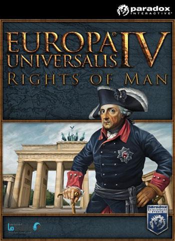 Europa Universalis IV Rights of Man pc cover دانلود بازی Europa Universalis IV Rights of Man برای PC