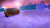 Frozen Drift Race-screenshots