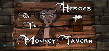 Heroes of the Monkey Tavern pc cover دانلود بازی Heroes of the Monkey Tavern برای PC