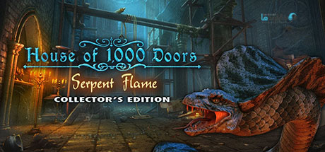 House of 1000 Doors Serpent Phrame Collectors Edition pc cover دانلود بازی House of 1000 Doors Serpent Phrame Collectors Edition برای PC