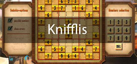 Knifflis pc cover دانلود بازی Knifflis برای PC