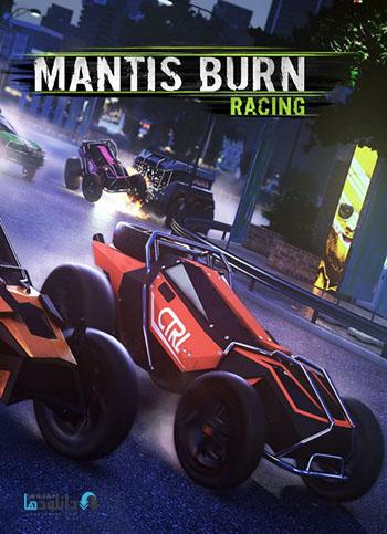 Mantis Burn Racing pc cover دانلود بازی Mantis Burn Racing برای PC