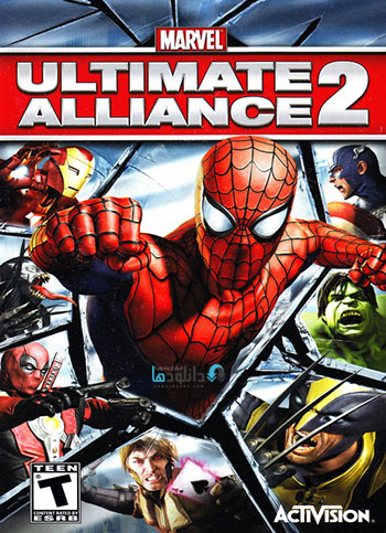 Marvel Ultimate Alliance 2 pc cover دانلود بازی Marvel Ultimate Alliance 2 برای PC