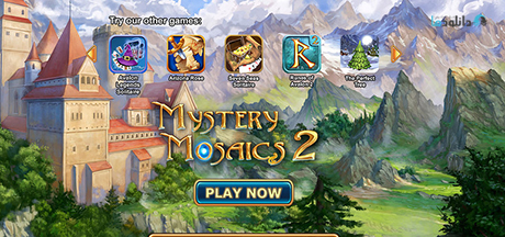 Mystery Mosaics 2-pc-cover