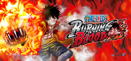 One Piece Burning Blood pc cover دانلود بازی One Piece Burning Blood برای PC
