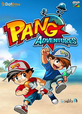 دانلود بازی Pang Adventures برای PC