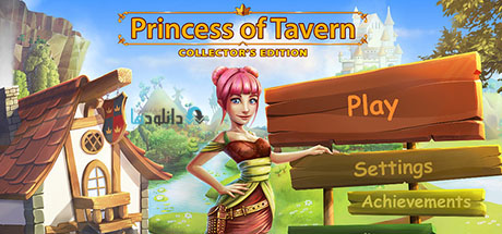 Princess Of Tavern Collectors Editon pc cover دانلود بازی Princess Of Tavern Collectors Editon برای PC