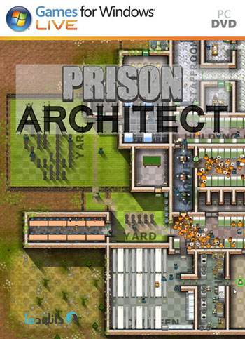 Prison Architect pc cover small دانلود بازی Prison Architec برای PC