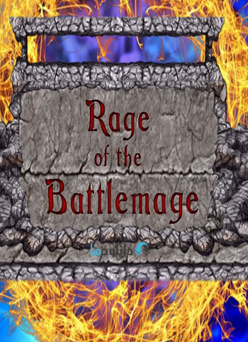 Rage of the Battlemage pc cover دانلود بازی Rage of the Battlemage برای PC