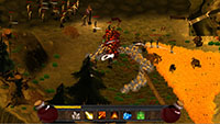 Rage of the Battlemage screenshots 02 small دانلود بازی Rage of the Battlemage برای PC