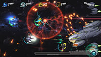 Stardust Galaxy Warriors Stellar Climax screenshots 01 small دانلود بازی Stardust Galaxy Warriors Stellar Climax برای PC