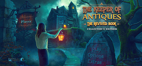 The Keeper of Antiques The Revived Book Collectors Edition pc cover دانلود بازی The Keeper of Antiques The Revived Book Collectors Edition برای PC