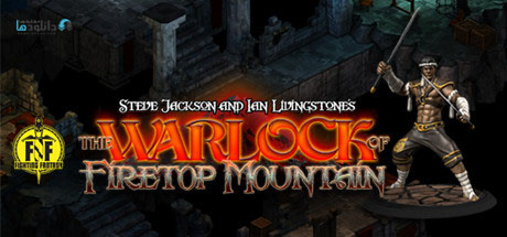 The Warlock of Firetop Mountain pc cover دانلود بازی The Warlock of Firetop Mountain برای PC