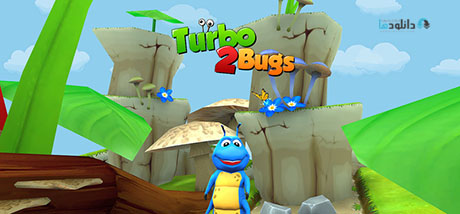 Turbo Bugs 2 pc cover دانلود بازی Turbo Bugs 2 برای PC