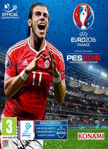 UEFA Euro 2016 France pc cover دانلود بازی UEFA Euro 2016 France برای PC